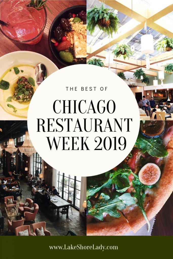 The Best of Chicago Restaurant Week 2019