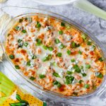 Super Bowl Recipe: Vegetarian Buffalo Cauliflower Dip