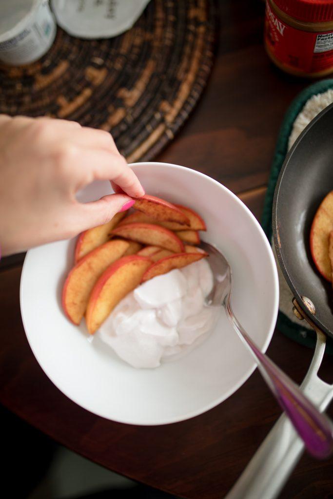 Two Good™ Greek lowfat yogurt & fruits