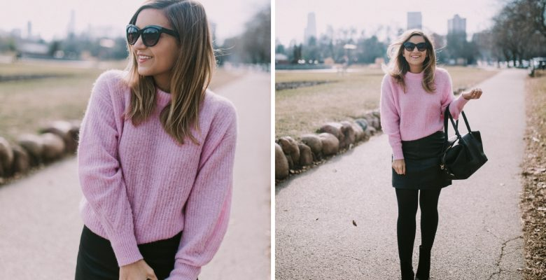 Why I Love Wearing Color In The Winter (+ a new ethical handbag company!)