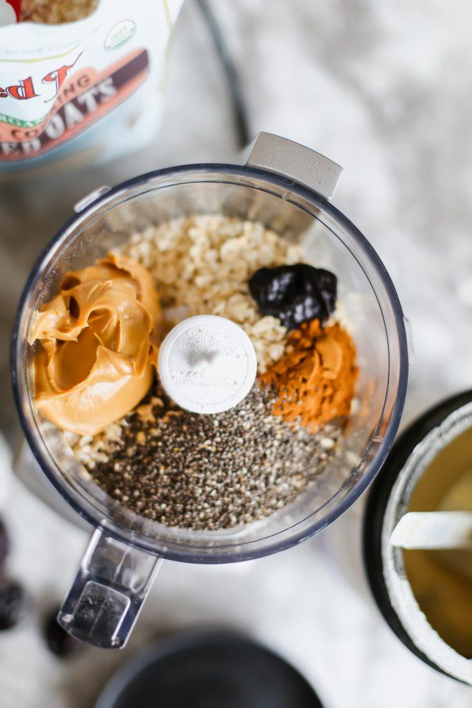 Protein Energy Balls Recipe