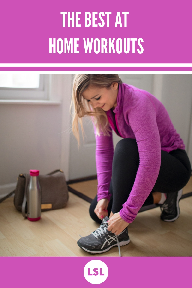 The Best At Home Workouts