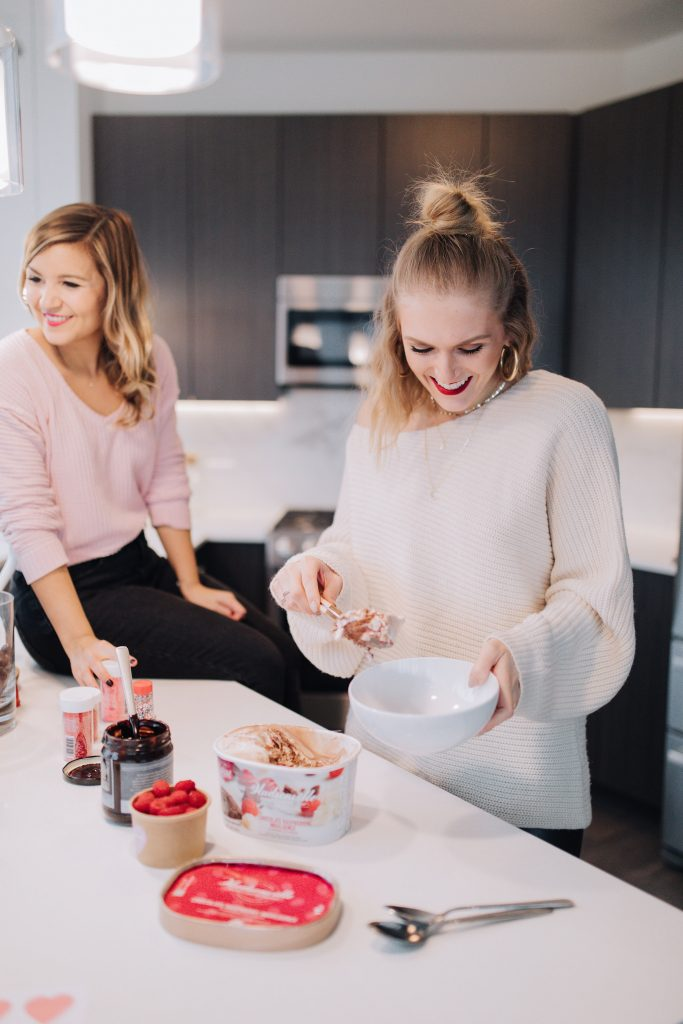 A Sweet Galentine's Day Party