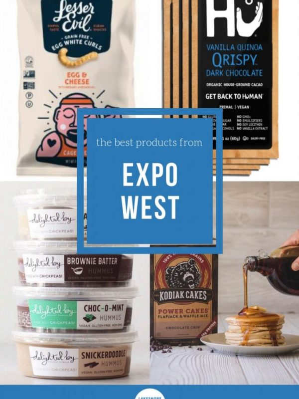 best products at expo west 2019