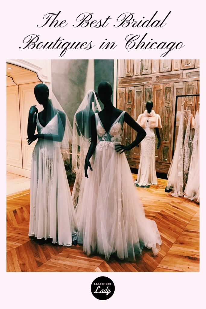 Best Chicago Bridal Boutiques