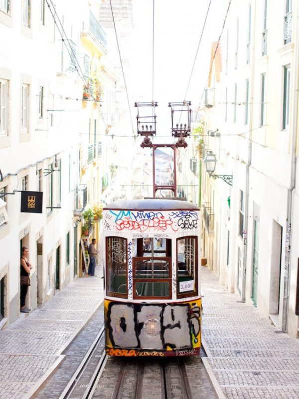 Lisbon Packing List