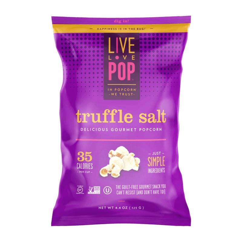 Truffle Salt Gourmet Popcorn