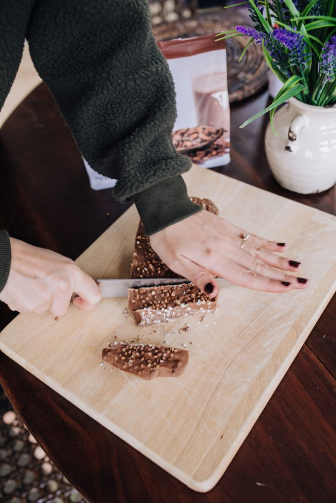 additional tips for the perfect vegan fudge by lsl