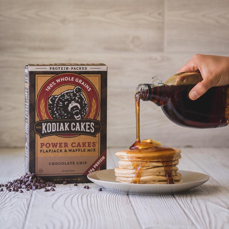 Kodiak cakes: The Best Natural Products at Expo West!