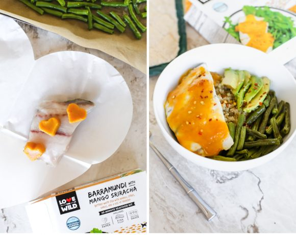 Sustainable Seafood Made Easy (in 30 minutes or less!)