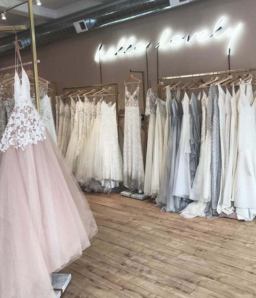 Wedding Dresses Chicago | Lovely Bride