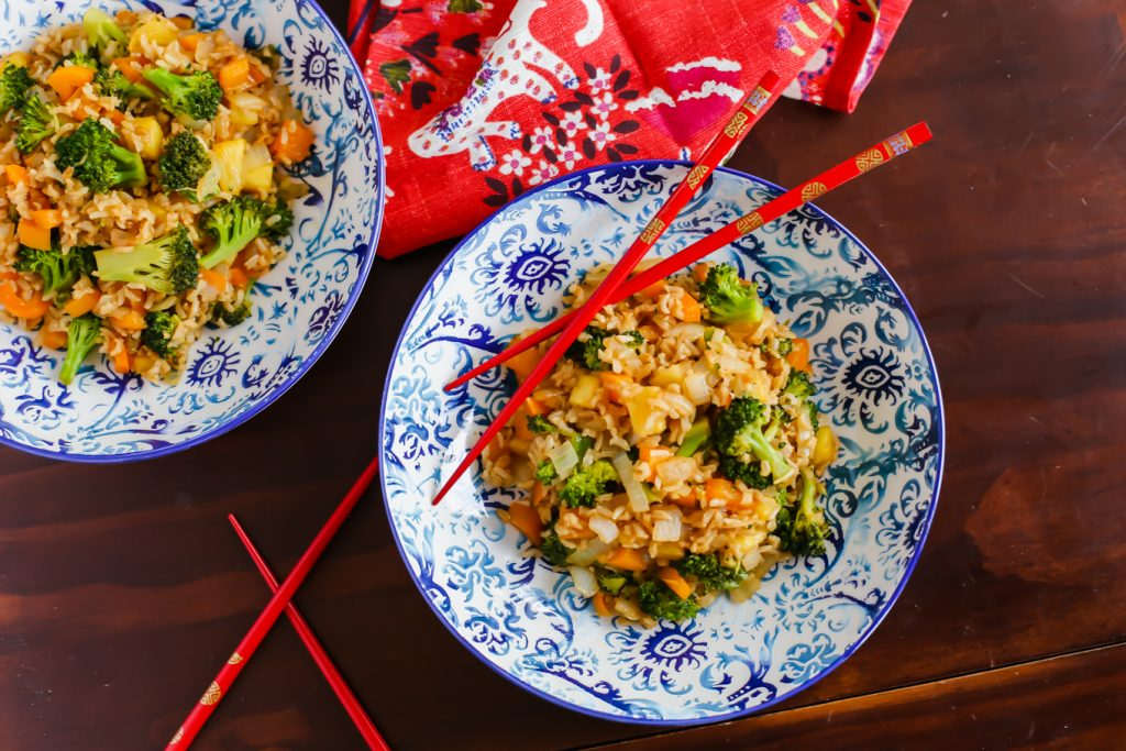 Pineapple Fried Rice Ready To Serve