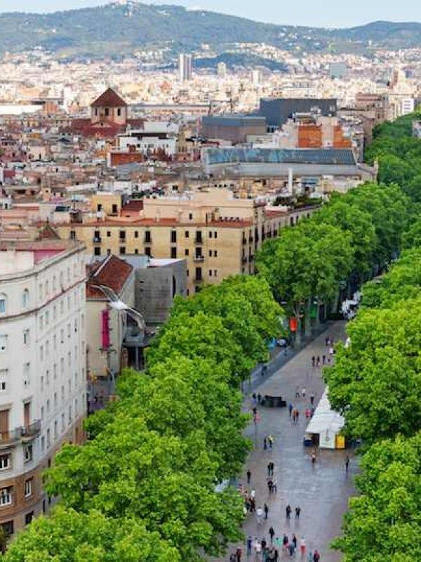 Barcelona Packing List