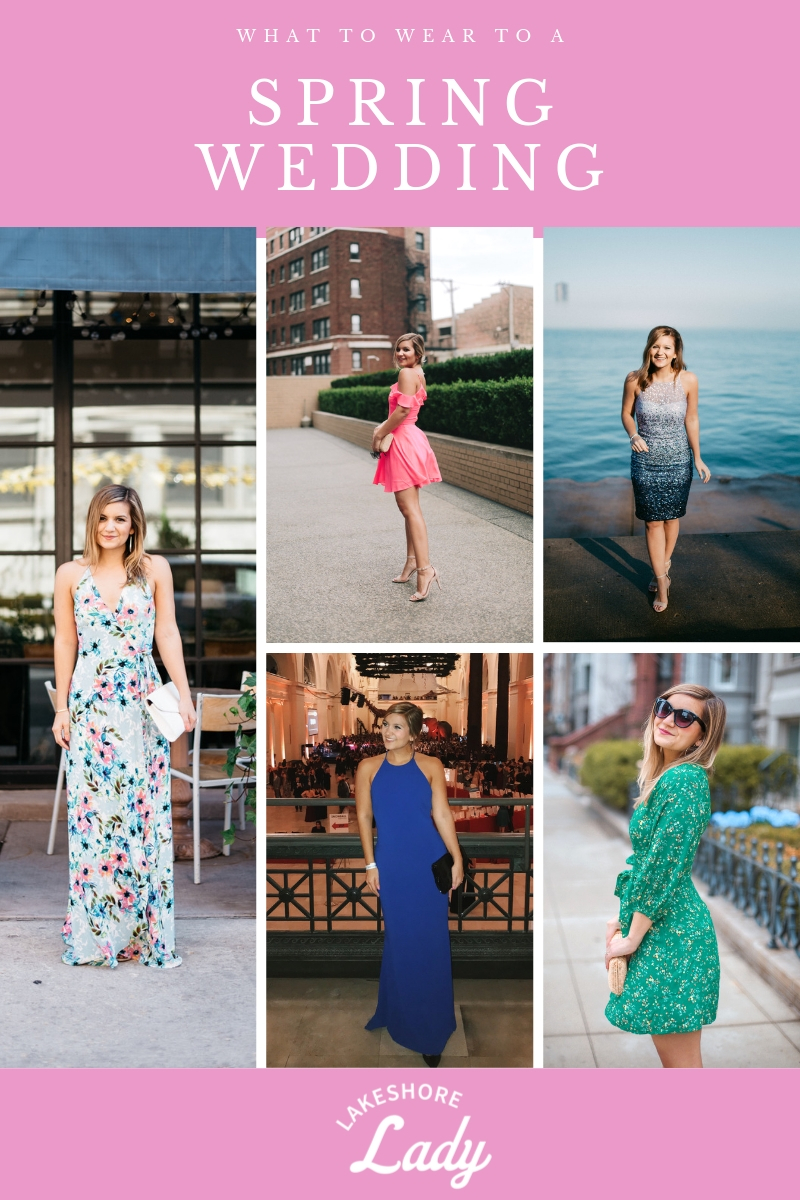 What To Wear To A Spring Wedding As A Guest
