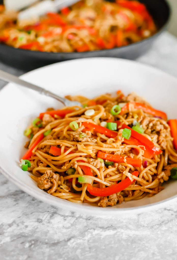 How To Serve Gochujang Noodles