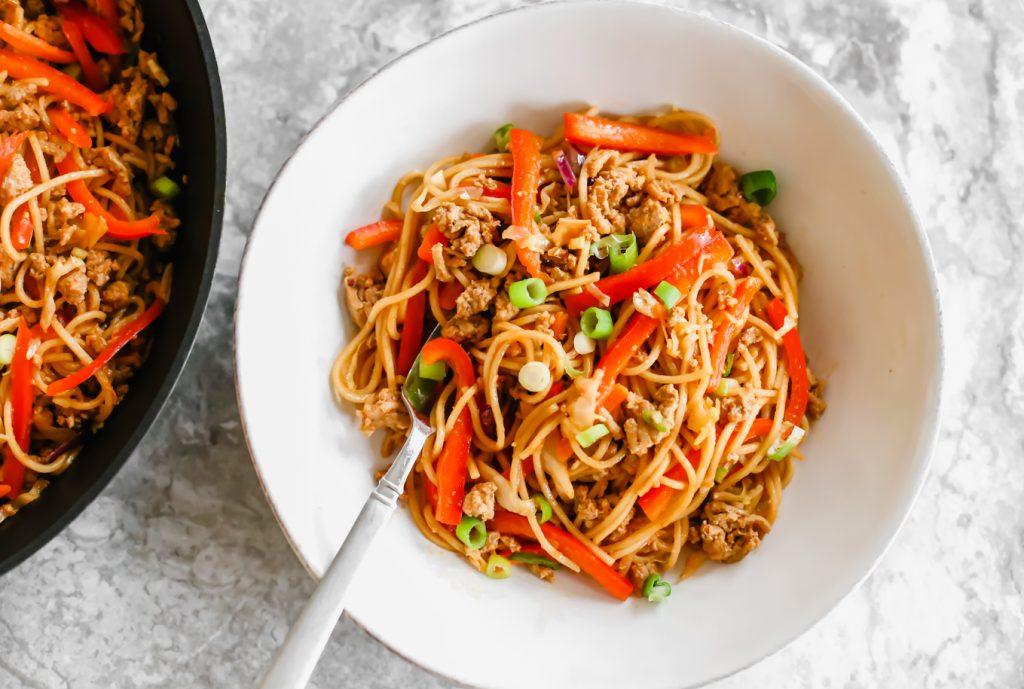 The Best Spicy Ramen Noodles Recipe