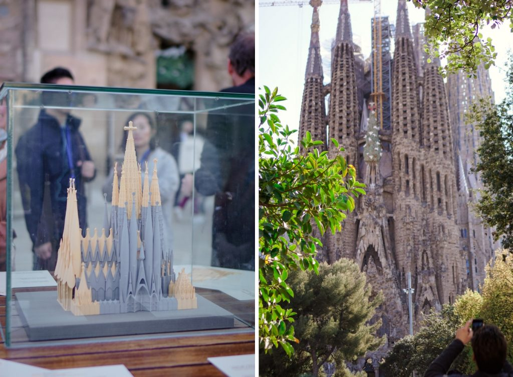 What to Do in Barcelona: La Sagrada Familia