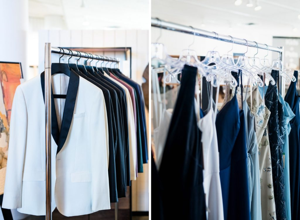 The Black Tux and Brideside