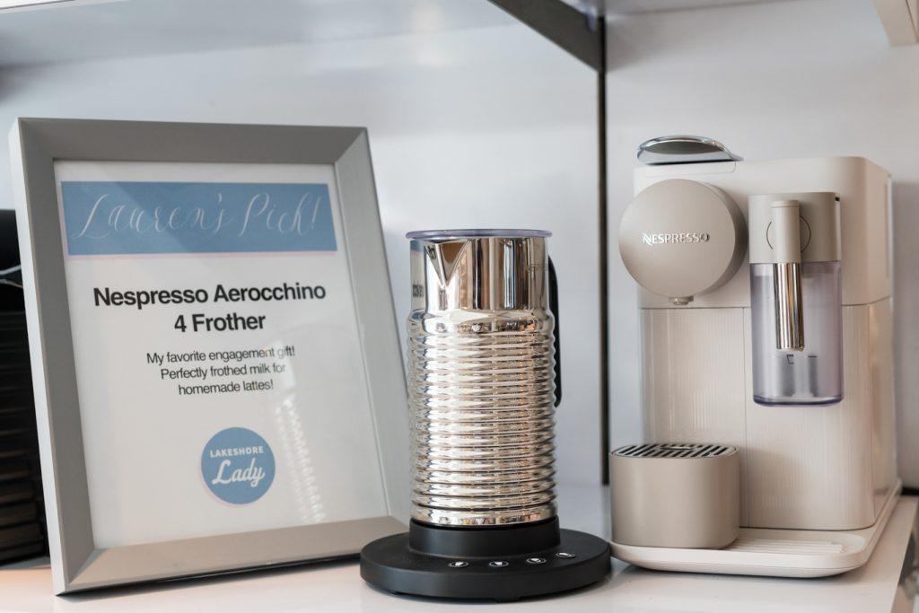 Nespresso Aerocchino 4 Frother