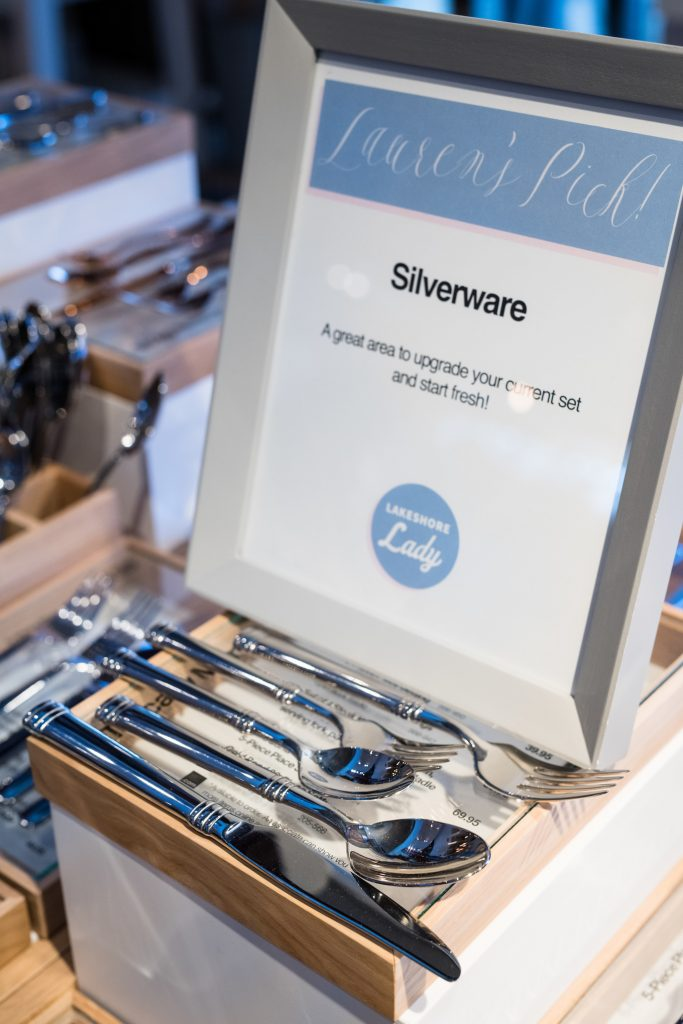 New Silverware