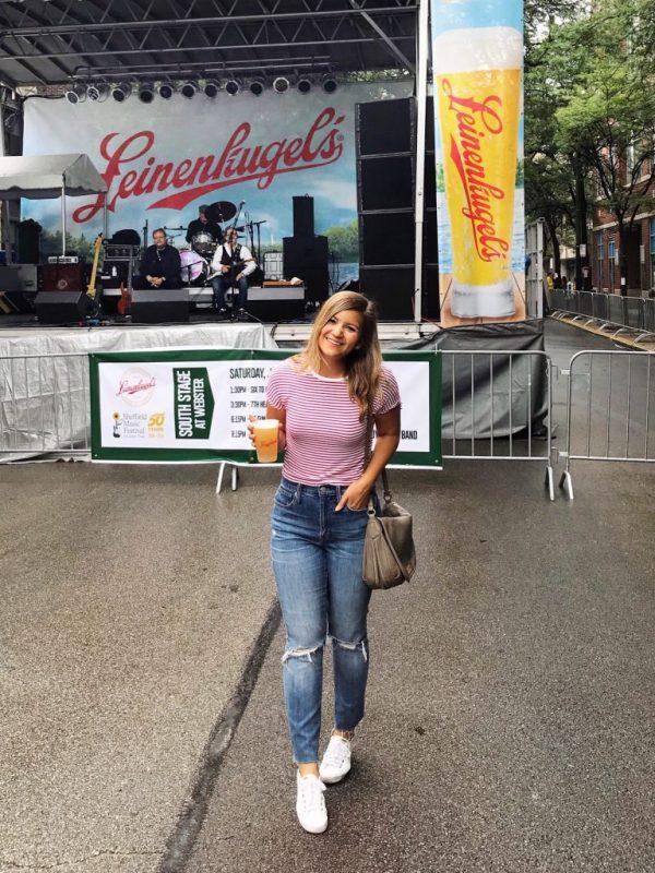 Lauren Nolan is sharing the best chicago street festivals