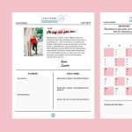 June Fitness Recap (+ FREE 2019 Workout Planner)