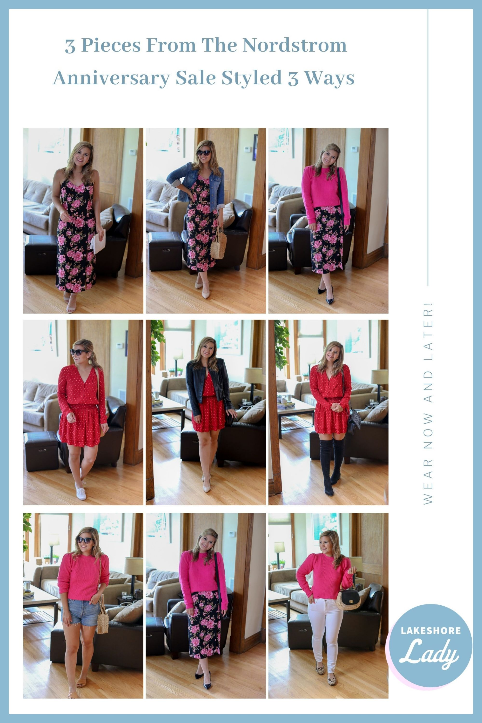 3 Pieces From The Nordstrom Anniversary Sale Styled 3 Ways