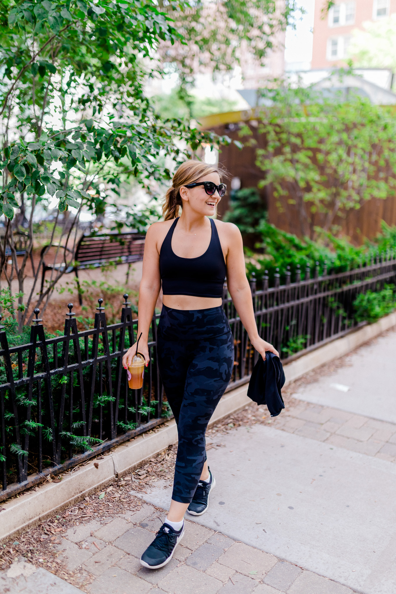 Guide to Lululemon Leggings July Fitness Recap (+ Free 2019 Workout Planner)