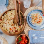 Easy Summer Italian Pasta Salad Recipe