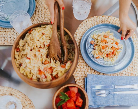 Easy Summer ItalianPastaSalad Recipe
