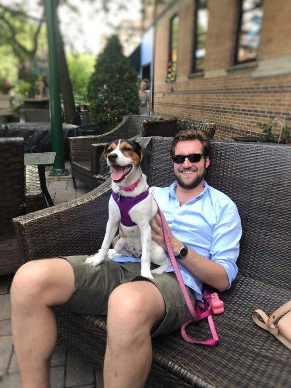 best dog friendly bars in chicago