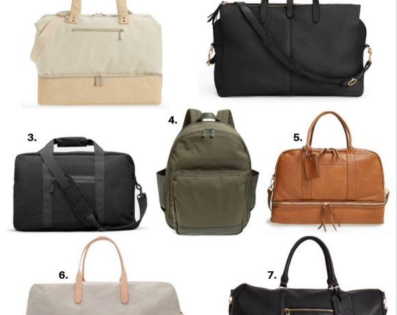Best Weekender Bags (+ an honest review of the Beis Weekender Bag!)