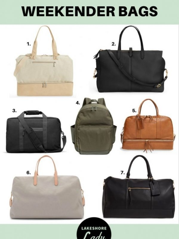 best weekender bags | Beis Weekender Bag Review