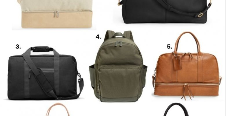 Best Weekender Bags (+ an honest review of the Beis Weekender Bag!)