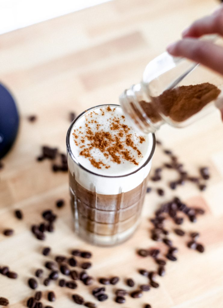 easy way To Make Iced Latte