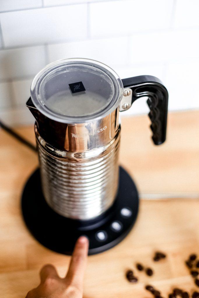 Nespresso Aeroccino 4 Frother