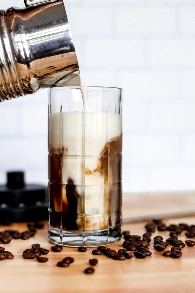 Make Iced Latte