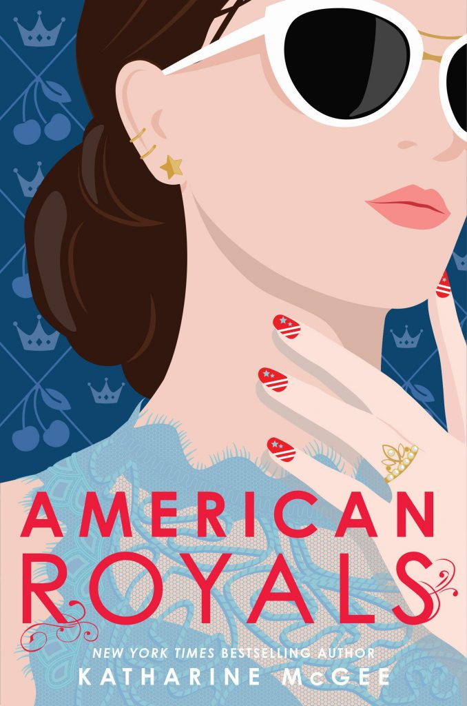 American royals is one of the fall books to read