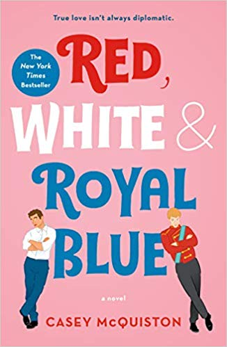 red white and royal blue is one of the fall books that i recommend