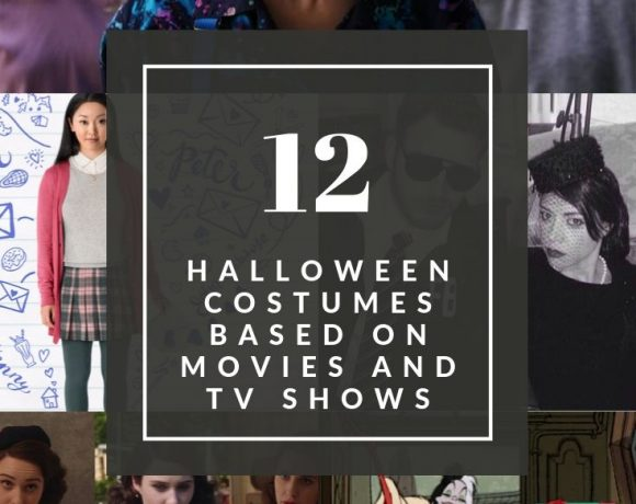 12 Halloween Costumes Based on Movies and TV Shows