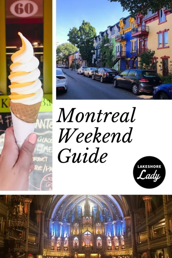 Montreal Weekend Guide