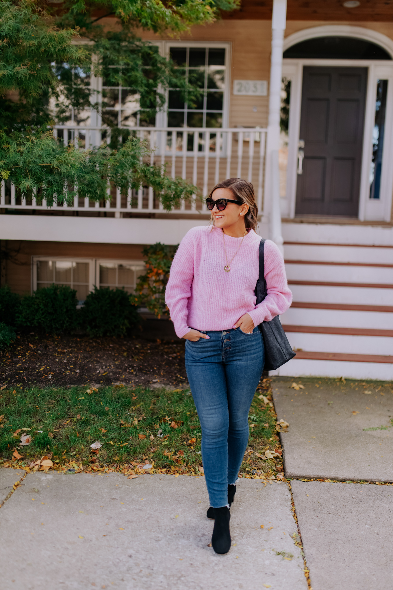 How To Wear Ankle Boots For Petites
