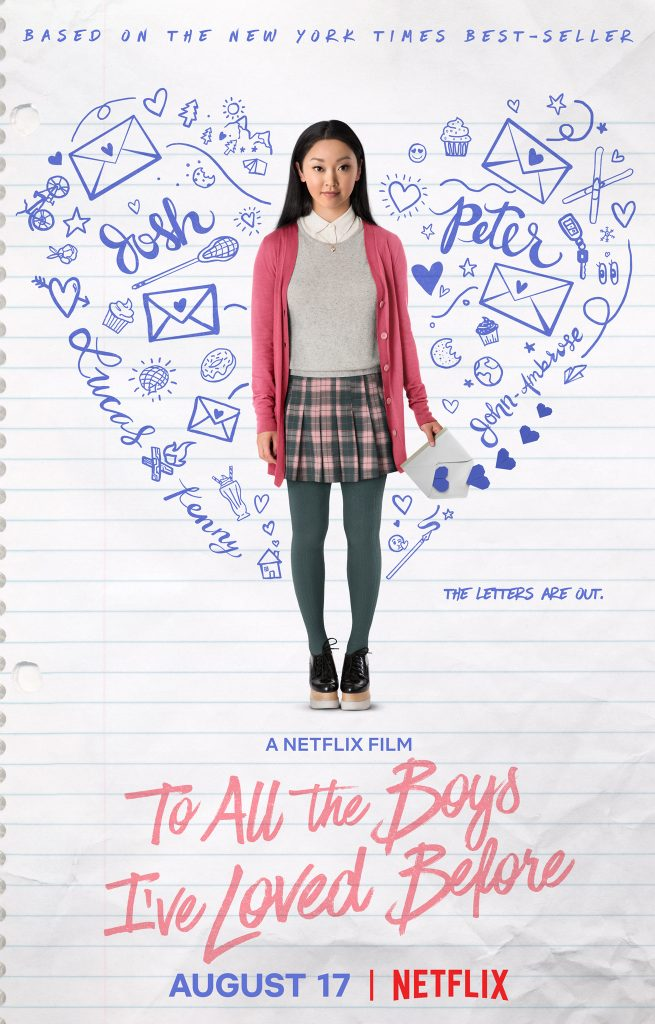 Lara Jean - halloween costumes based on movies