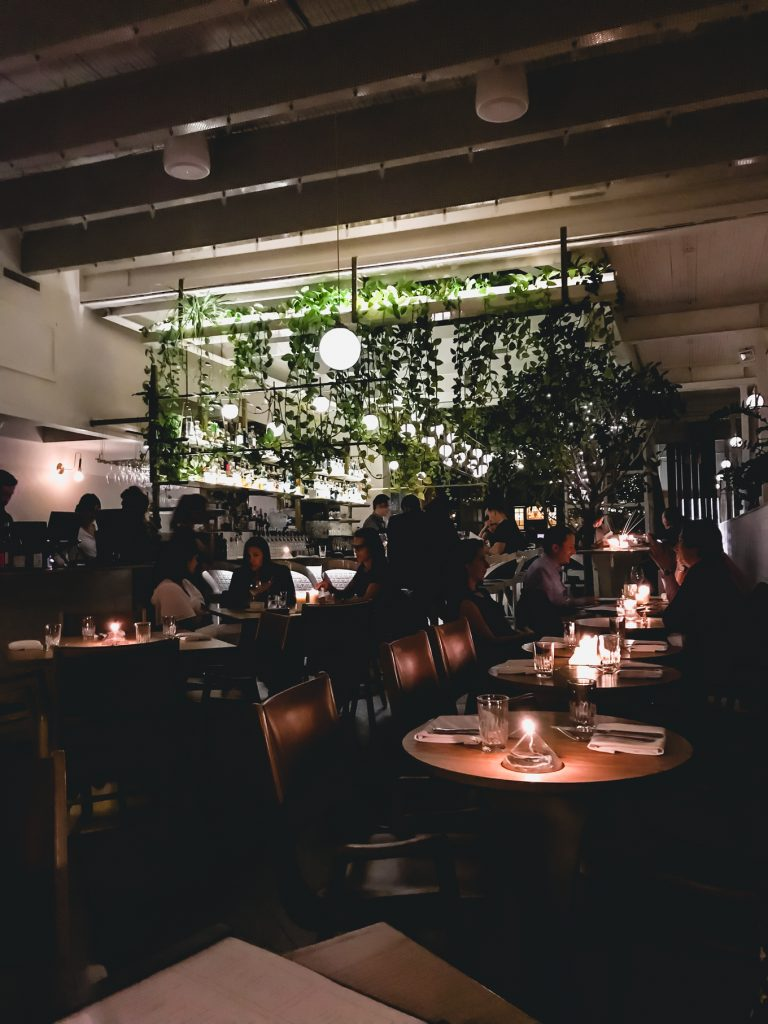 restaurant - Montreal Weekend Guide