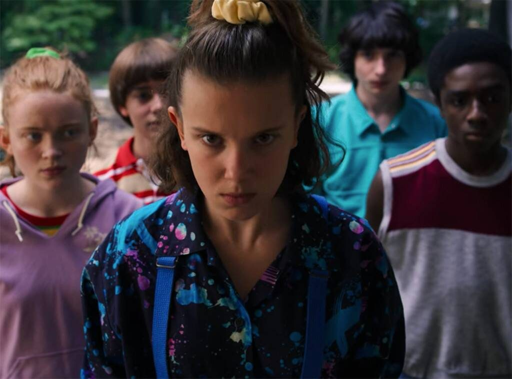 Eleven from Stranger Things - halloween costumes based on movies