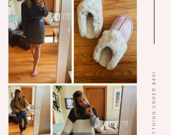 Amazon Try On – All under $40!