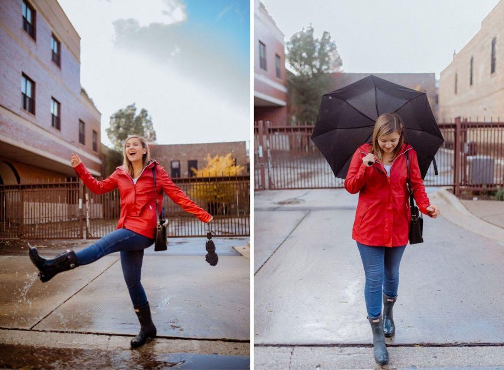 rain boots for petites