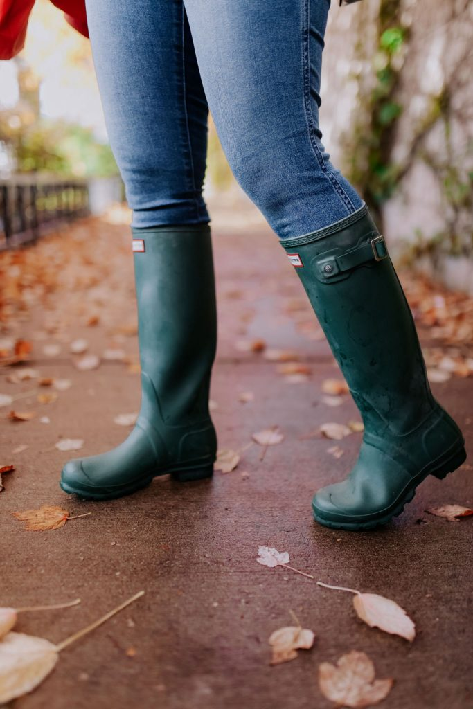 hunter boots sizing review for petites