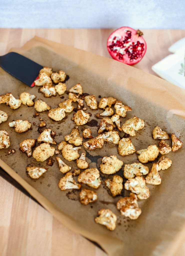 Cauliflower Side Dish