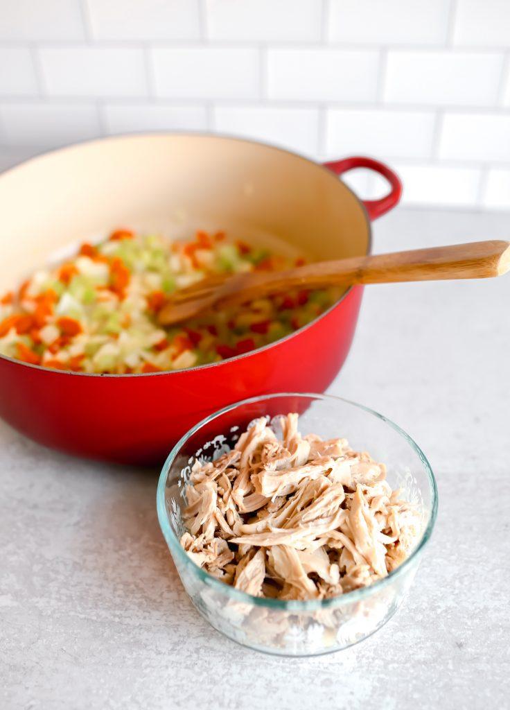 Best Leftover Turkey Noodle Soup